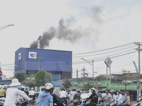 Việt Nam cam kết giảm 8% lượng phát thải khí nhà kính vào năm 2030