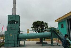 Ninh Bình: Xây dựng mô hình lò đốt rác LOSIHO 500