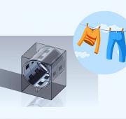 Máy sấy siêu âm giúp tiết kiệm năng lượng hiệu quả