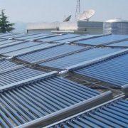 88% tiết kiệm điện năng nhờ hệ thống nước nóng năng lượng mặt trời
